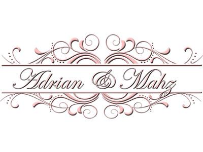 Adrian & Mahz's Photo Booth Pics