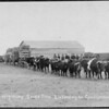 Fraighting [sic] goods from Kindersley to consturction [sic] camps