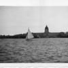 [Sailboat on the Wascana Lake]