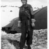 [Ethel Carefoot at Mount Ruapehu, New Zealand, 1932]