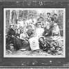 [Picnic at Kenosee Lake, circa 1901]