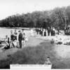 Bathing Beach, Carlyle Lake, Sask