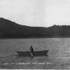 Jean Lake in Moose Mtn. Near Arcola Sask.