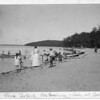 Gena, Garland, Mrs. Buchanan + Jack at Carlyle Lake