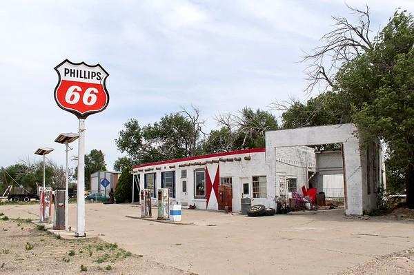 Phillips 66 service station (2018)