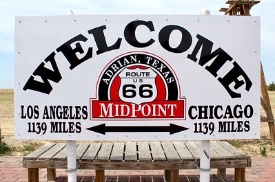 """""""MidPoint"""" of Route 66 (2018)"""