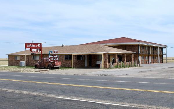 Fabulous 40 Motel (2018)