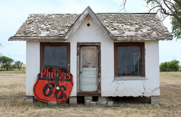 Vintage Phillips 66 (2018)