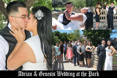 Adrian and Genesis Wedding