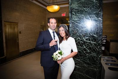 Adriana and Sal's Wedding