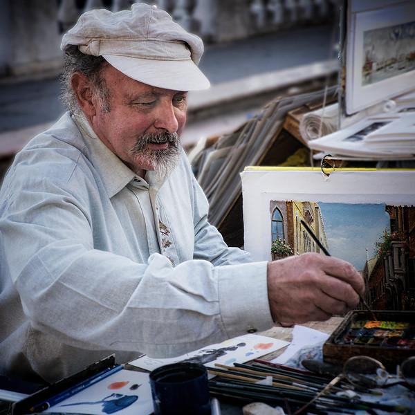 Venice-Street Artist2