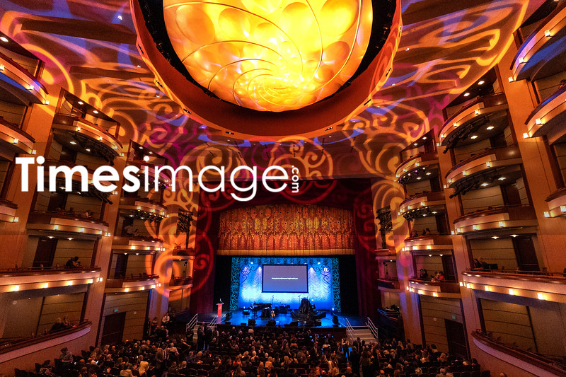 Adrienne Arsht Center Gala  Honoring Carnival Corporation CEO, Arnold Donald