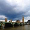 Rainy Skies over the City