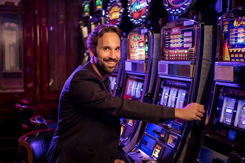 Gentlemen's Casino Selection