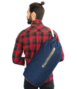 Navy_Deluxe_Camo_Canvas_Sling_Bag_Fullbody