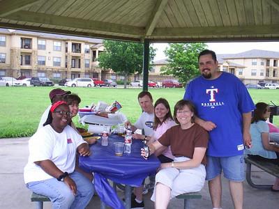 SA-3 Memorial Day Cookout 2007