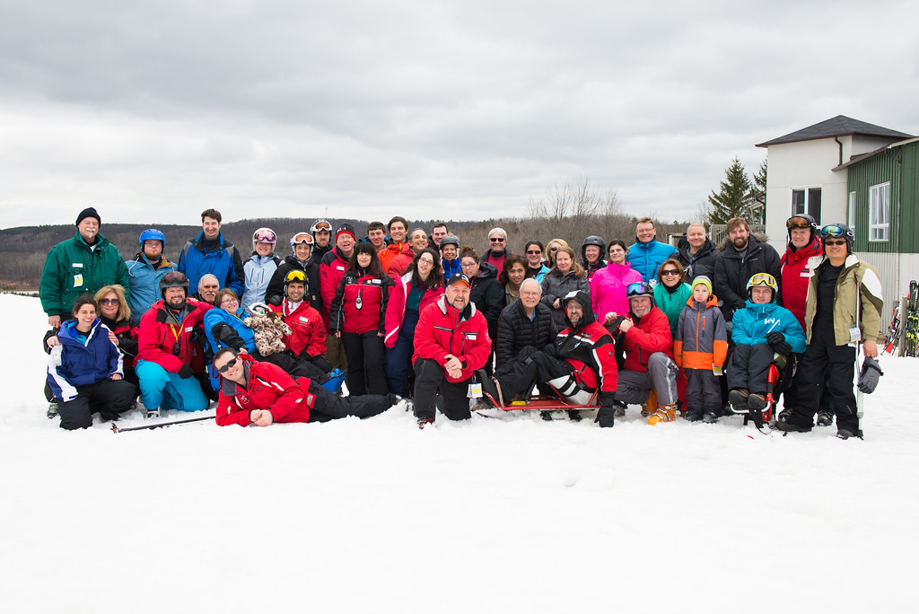 Adult Disabled Downhill Ski Club - ADDS Mansfield