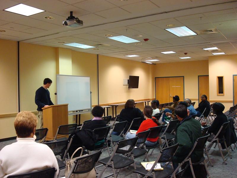 Nov 2012 How to Write a Grant class