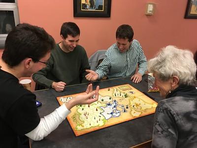 Adult Gaming Night