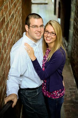 Ben & Courtney Engagement