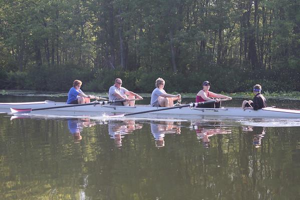 Adult rec row 07/09/11