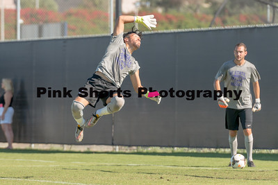 October 9, 2015 - CSUSM  v San Francisco State Men's Soccer