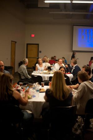 Partners Workshop & Dinner - October 2012