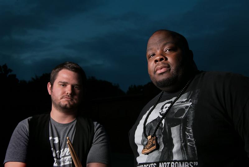 iDie & Drummer Dean McDaris