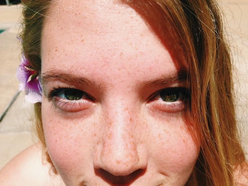 Day 11: Focusing on Eyes