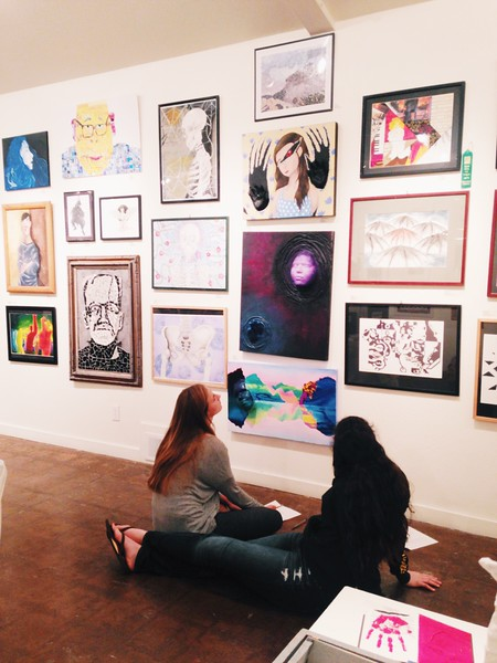 Day 18: Art, Art, Art