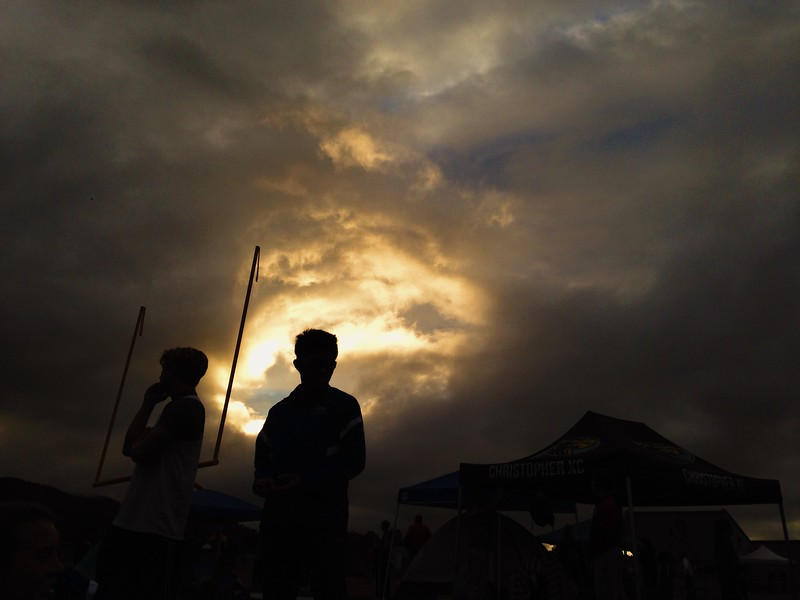 Day 16: Sunset