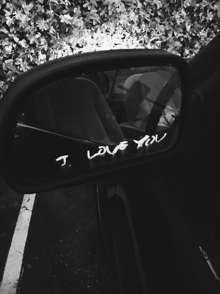 Love is fragile