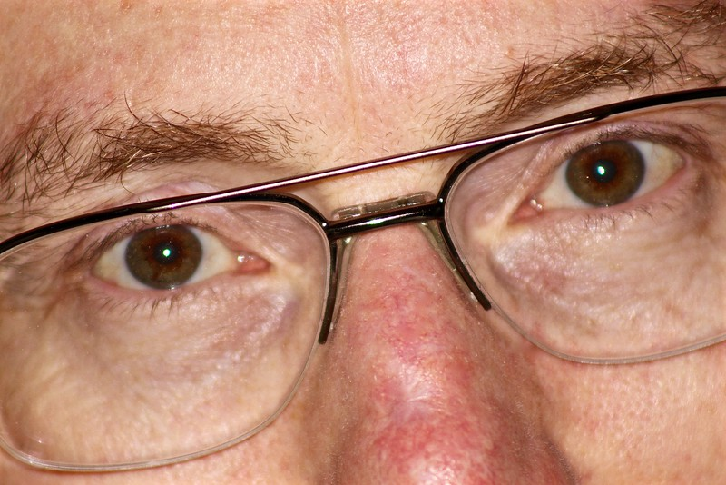Day 10: Focusing on Eyes
