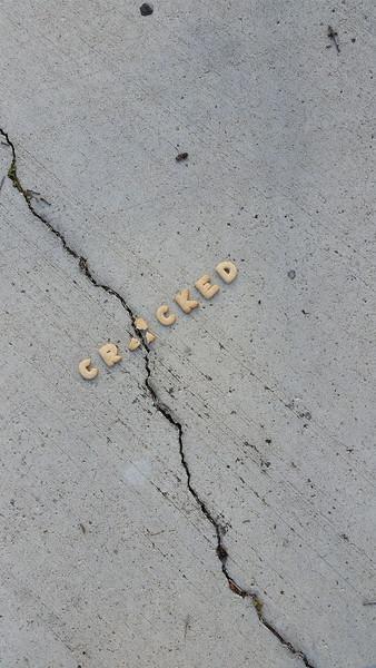 cracked under pressure