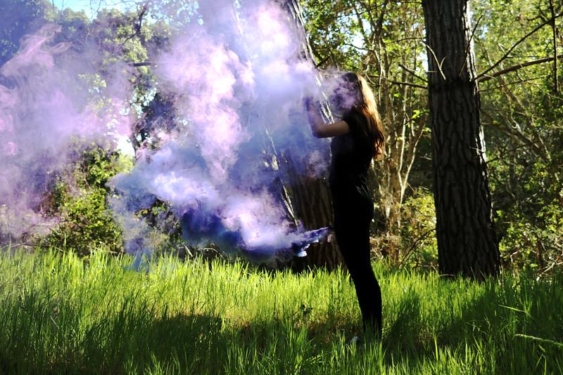 Thoughts Clouded Like Smoke
