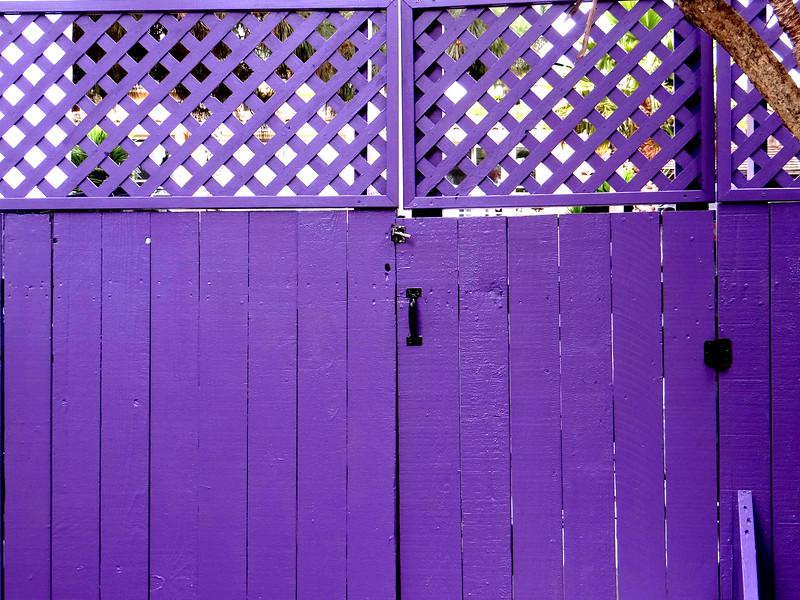 Purple Gate