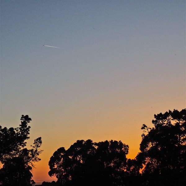 day sixteen: sunset
