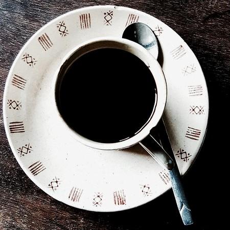 Dark as Coffee