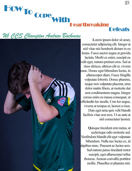 Heartbreaking Defeats