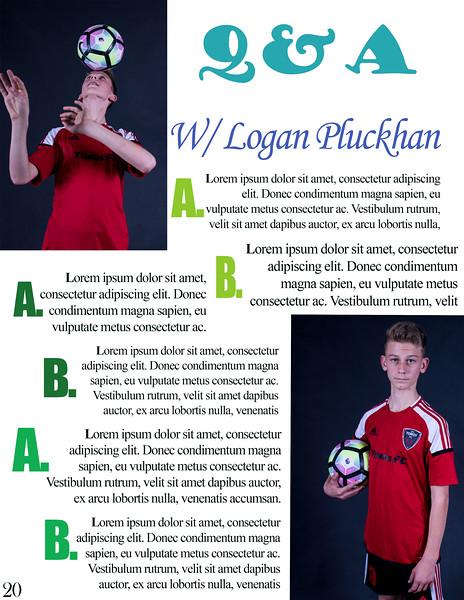 Q&A W/ Logan