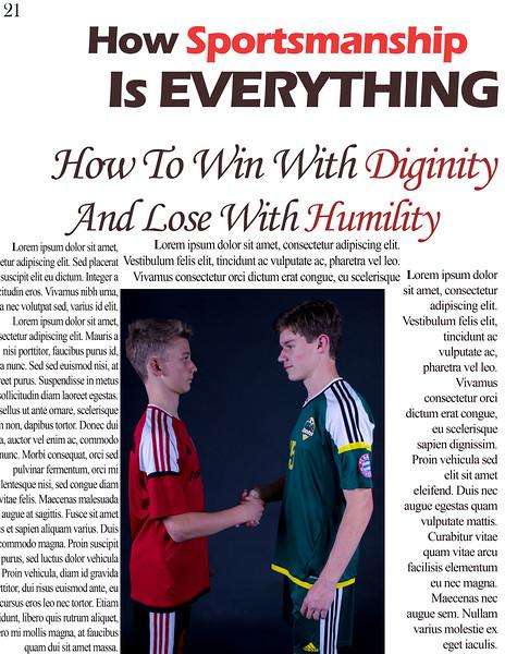 Power Of Sportsmanship