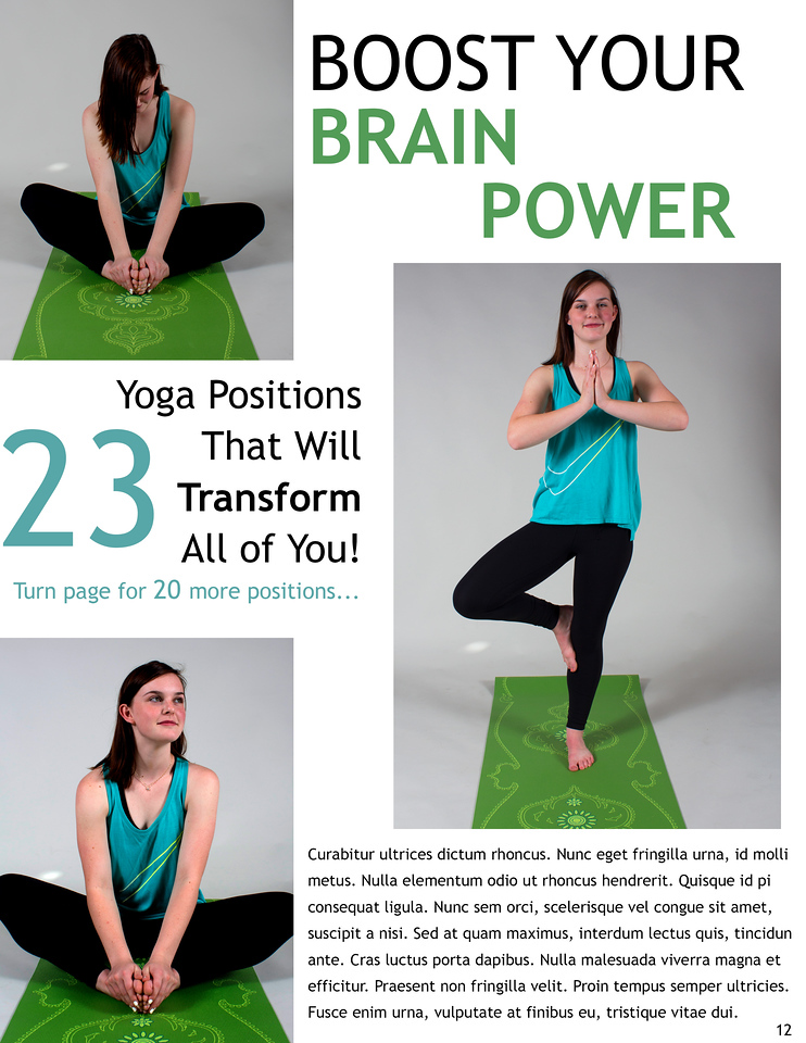 boost your brain power!
