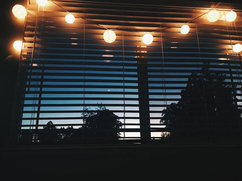 Fragile Sunsets