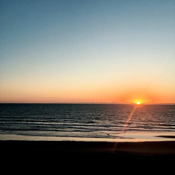 Day 17: Sunset