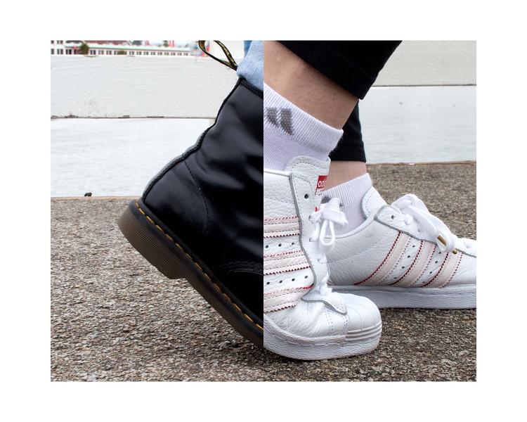 Docs vs. Adidas