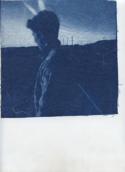 Cyanotype: James