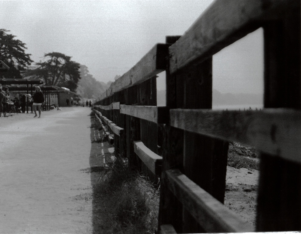 Wooden Border