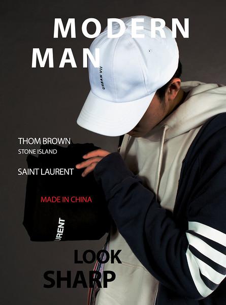 MODERN MAN #2