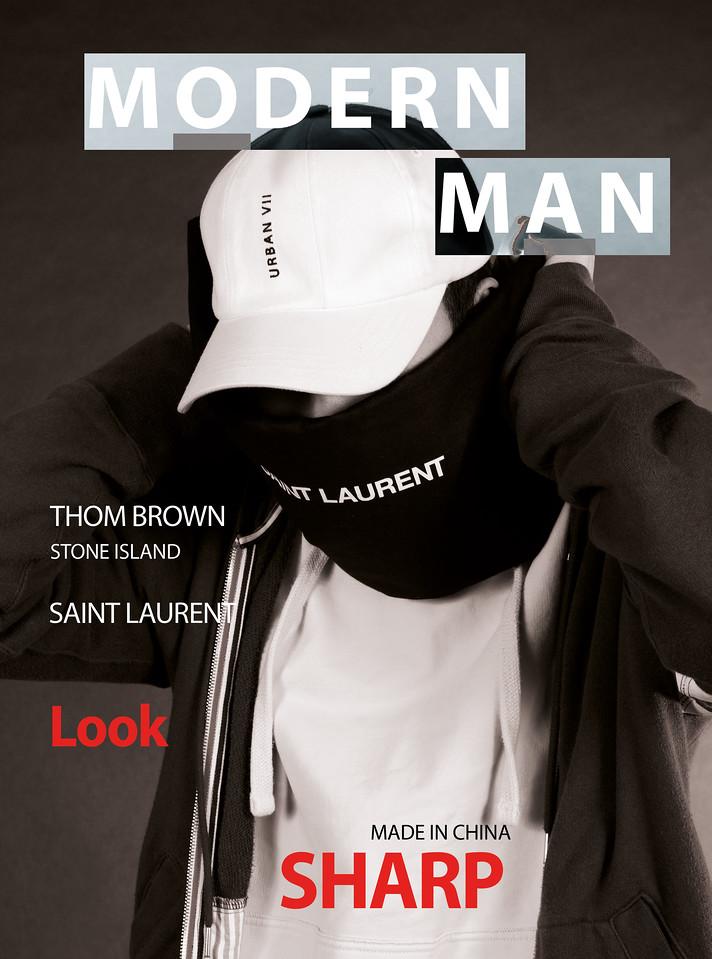 MODERN MAN #1