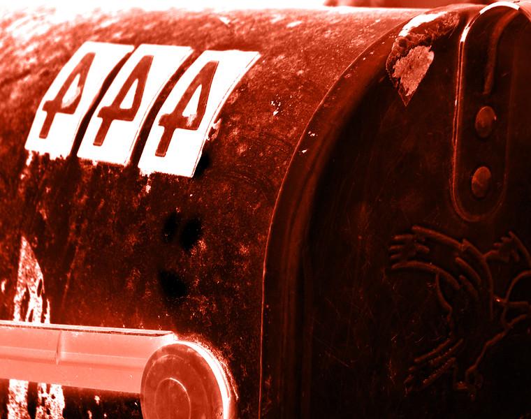 Mailbox Negative